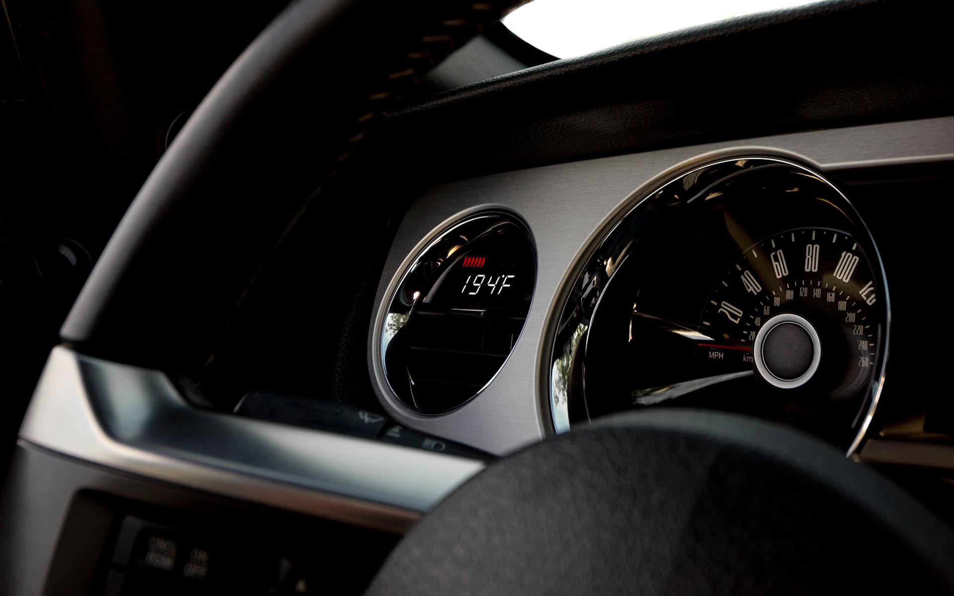 Ford Mustang GT Gen5 Dash