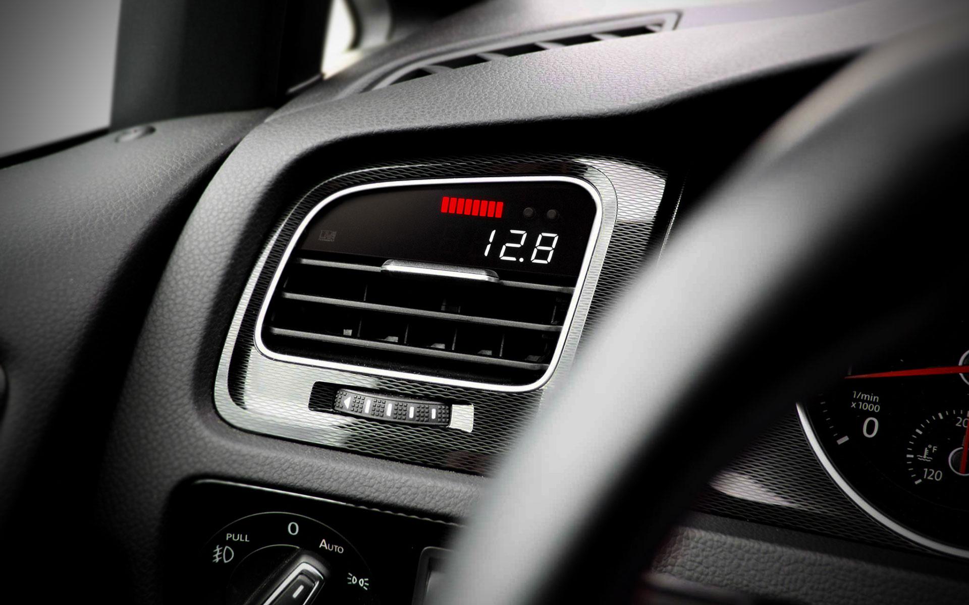 VW Mk7 GTI Dash